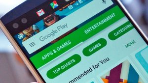 Smartphone Android et play store - image