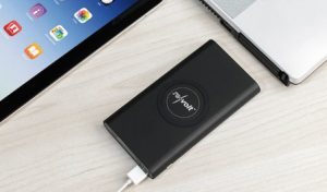 batterie externe Samsung PowerBank induction - image
